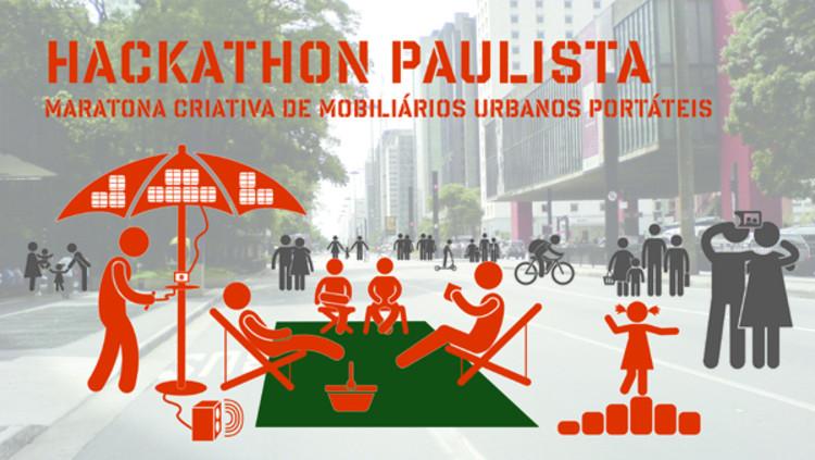Hackathon Paulista: ajude a propor mobiliários urbanos para São Paulo