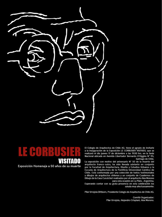 Exposición 'Le Corbusier visitado'