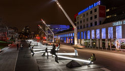 """Impulse"" Installation Turns Montreal into a Musical Playground"