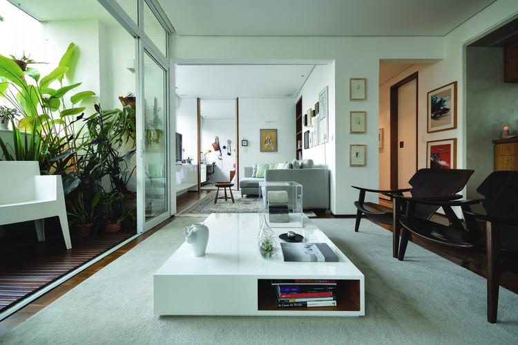 Apartamento RS / Rogério Shinagawa, © Bruno Rego