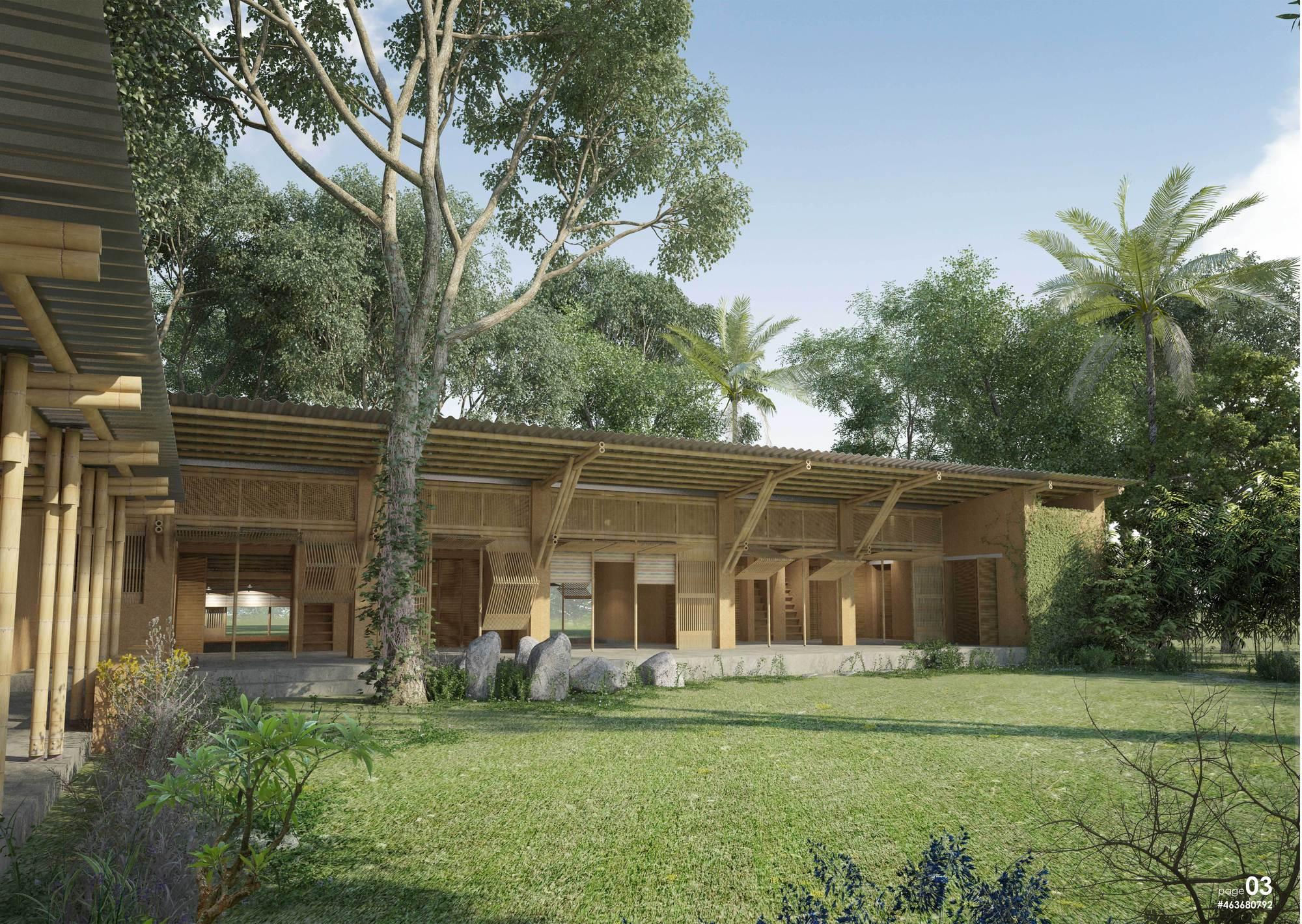 """NKA Foundation anuncia a los ganadores del Concurso de Diseño """"Casa para un Artista"""" en Ghana"""