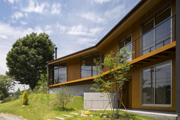 Kitsuregawa  / Nakayama Architects, © Kazutaka Fujimoto