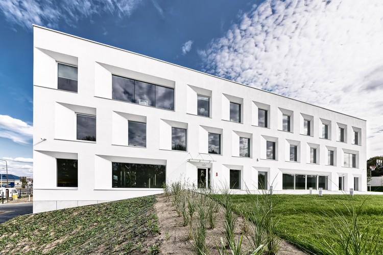 Edificio Centro de Negocios / PORT, © S.Zajączkowski