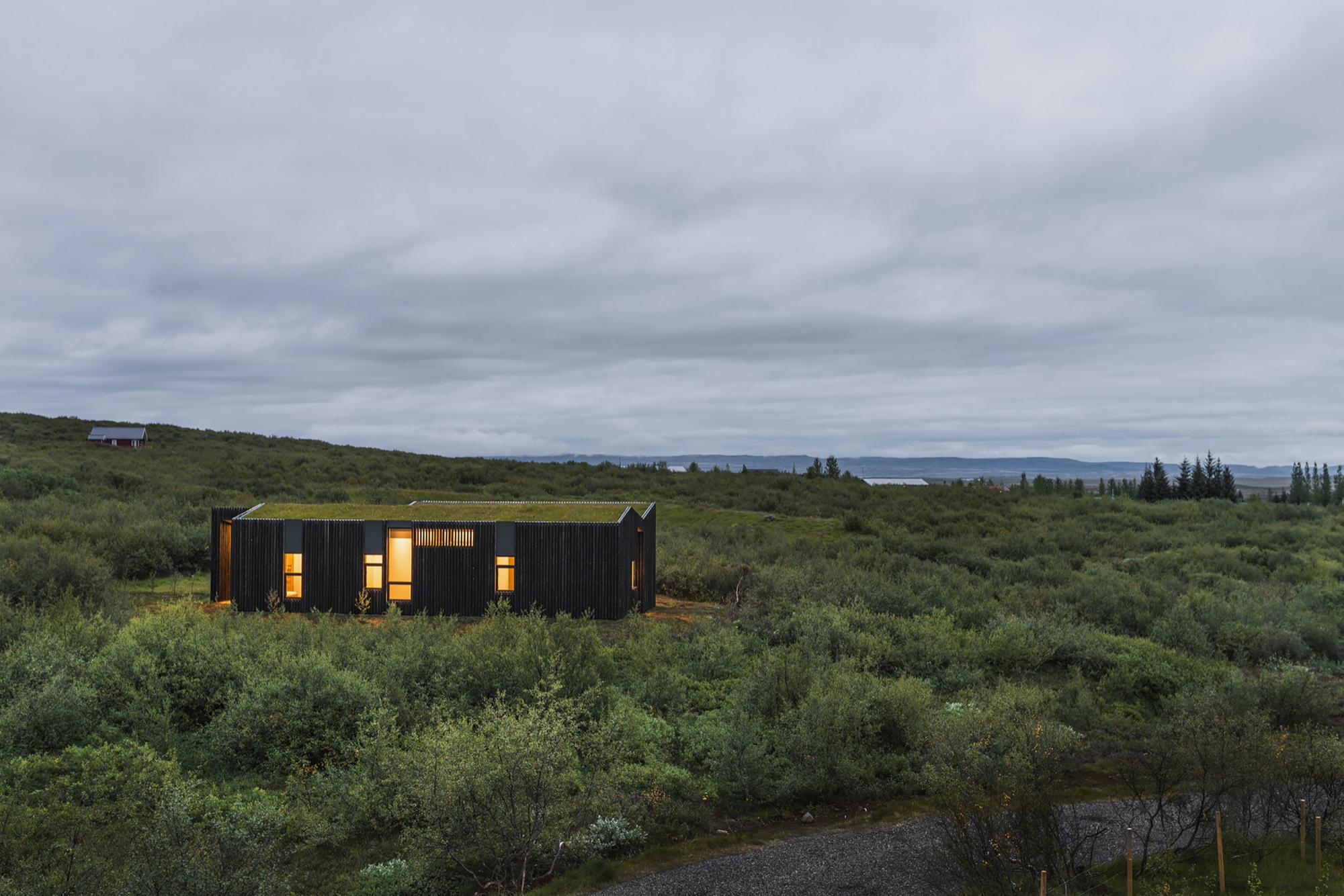 Galeria de Cabanas de Férias / PK Arkitektar - 5