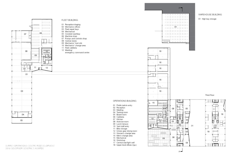 Gallery Of Surrey Operations Centre Works Yard Taylor Kurtz Rdh 22