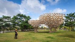 "Arte e Arquitetura: ""TREEPLETS"" por Impromptu Projects"