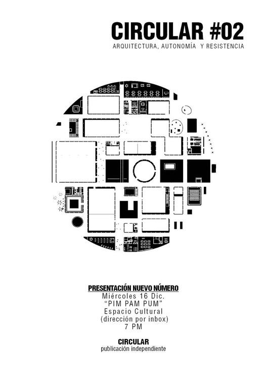 Lanzamiento Circular #02 - Publicacion de Arquitectura
