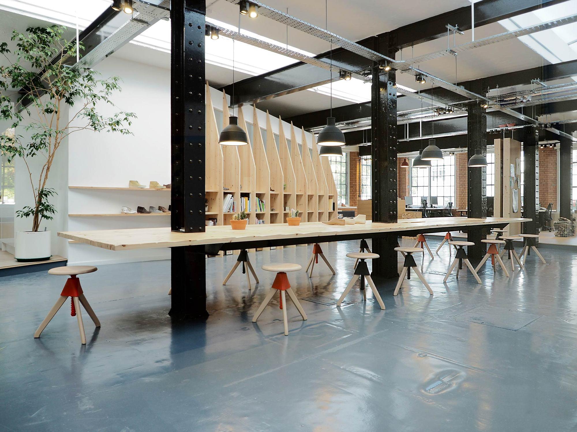 Clarks Originals Design Studio Arro Studio Archdaily