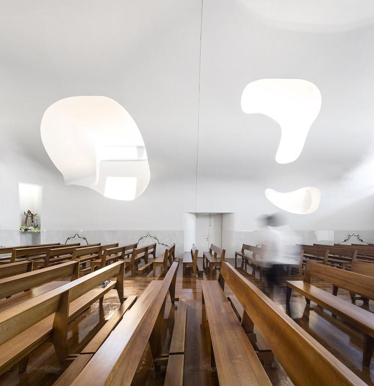 Iglesia Várzea / FCC Arquitectura, © Fernando Guerra | FG+SG