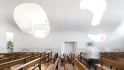 Várzea 教堂 / FCC Arquitectura