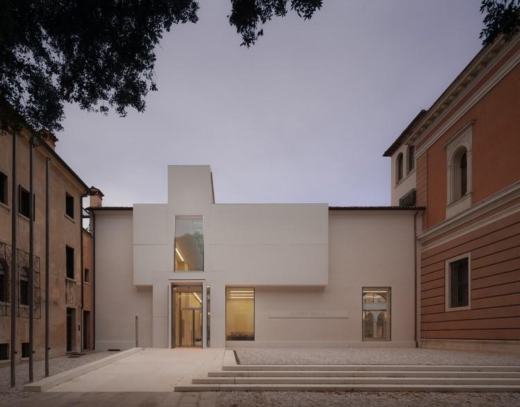 Museo Bailo en Treviso / studiomas architetti + Heinz Tesar, © Marco Zanta