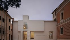 Bailo Museum in Treviso / studiomas architetti + Heinz Tesar
