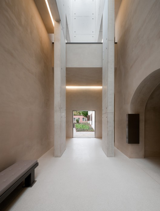 Bailo Museum In Treviso Studiomas Architetti Heinz Tesar