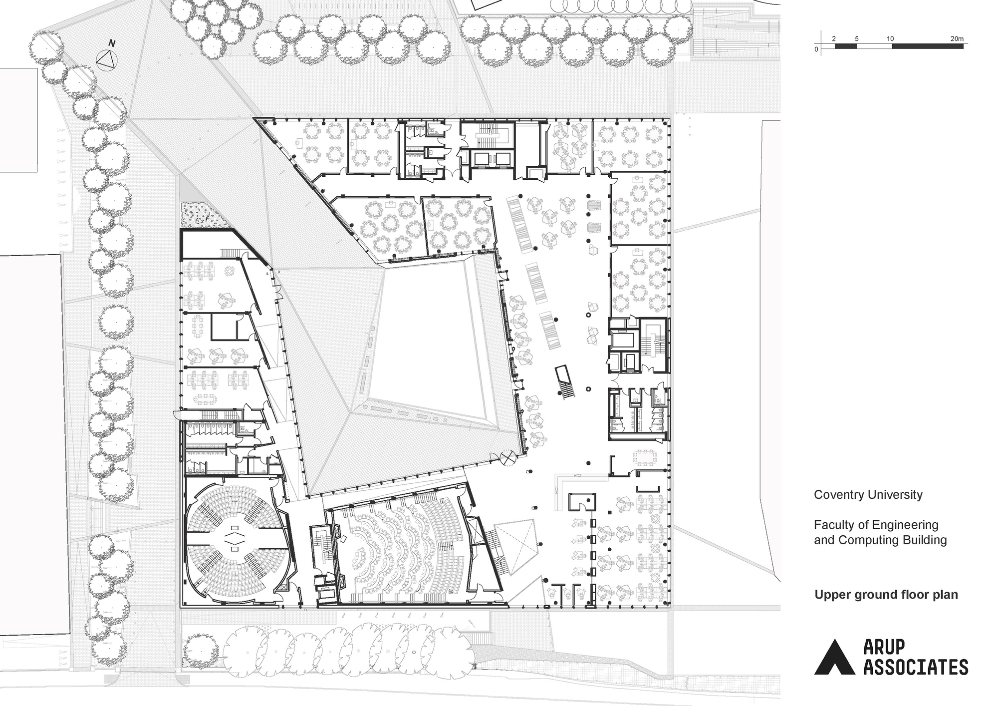 Gallery of coventry university faculty of engineering and for Country plans com