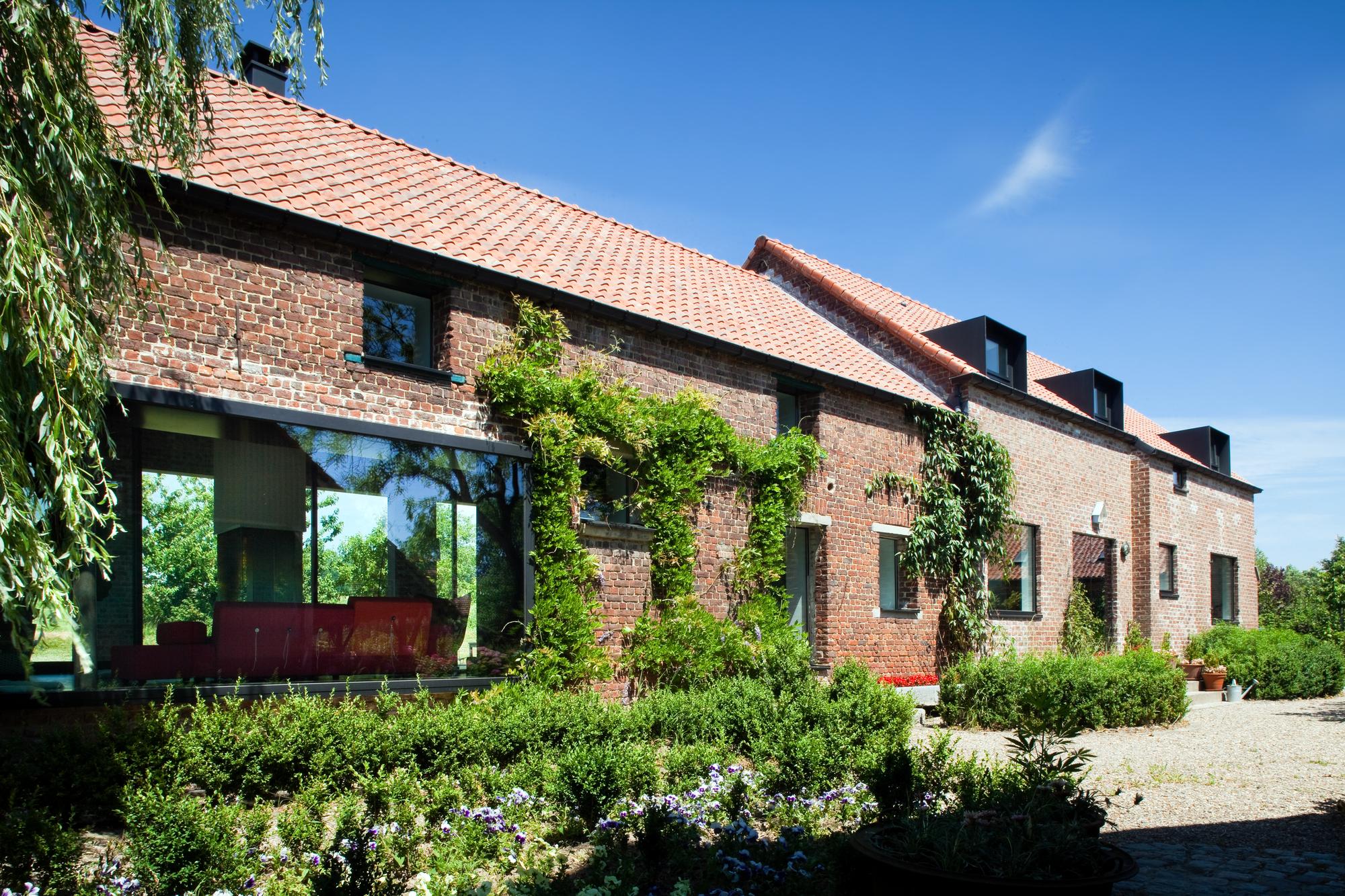 Gallery of farmhouse lennik studio farris architects 11 for Interni case bellissime