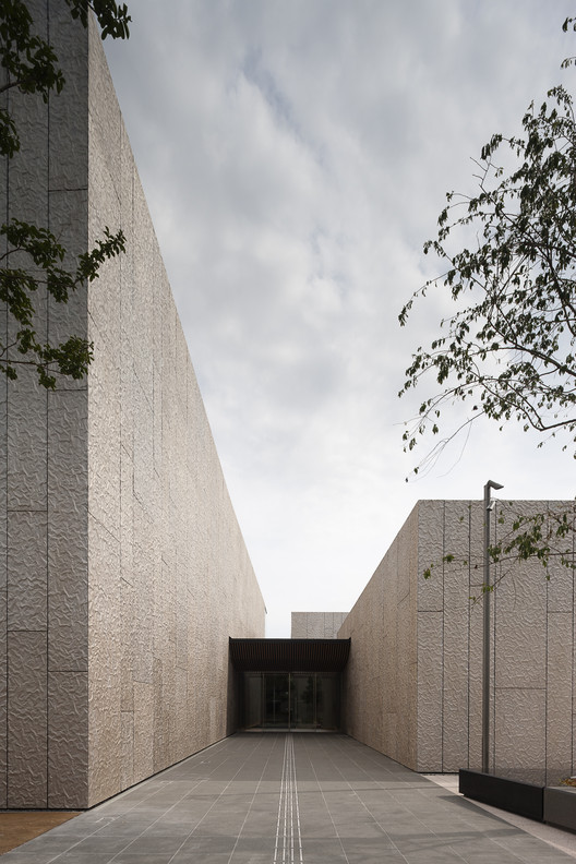Museu da Literatura Koshinokuni / Yasuyuki Ito/CAn, © Hiroshi Ueda