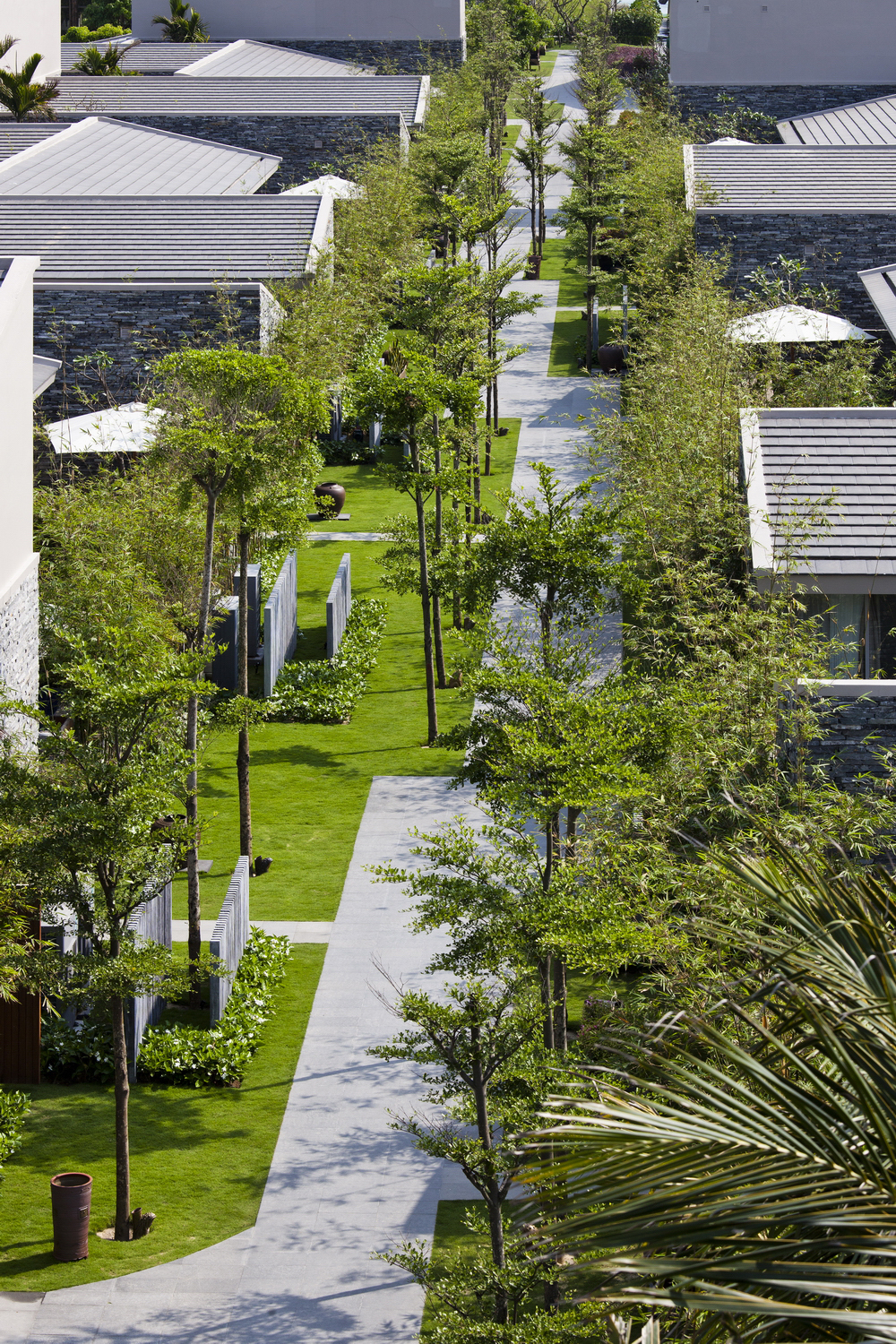 Galer a de naman retreat vo trong nghia architects 25 for Bc landscape architects