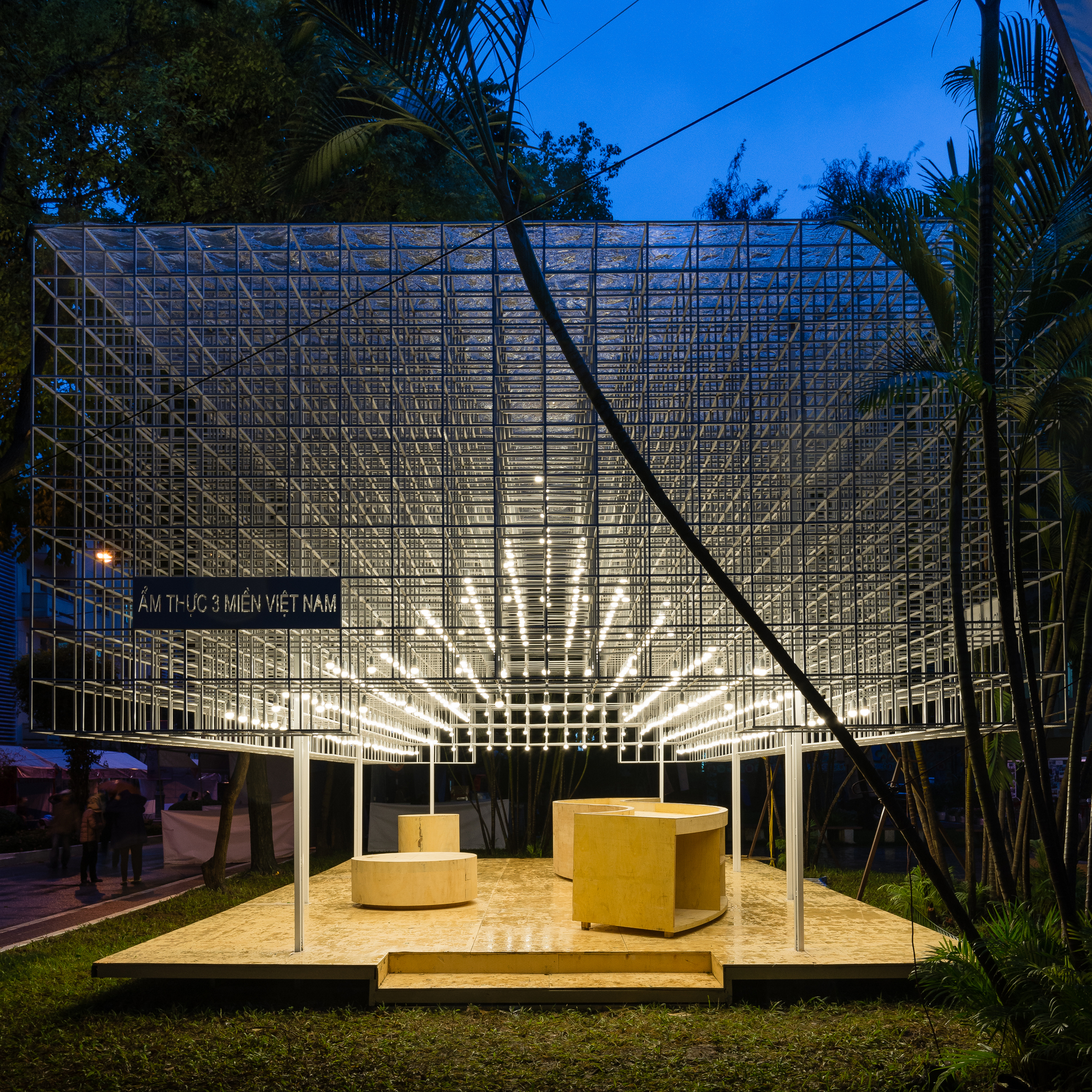 Gallery Of Vietnamese Food Pavilion Mia Design Studio 5