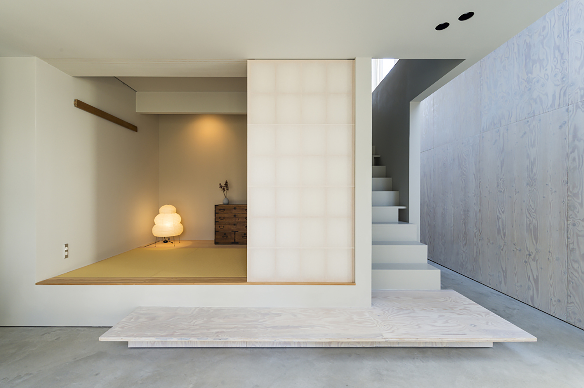 Go Bang House Takeru Shoji Architects Archdaily