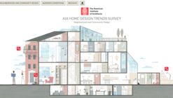 AIA Releases Interactive Infographic of Latest Home Design Trends