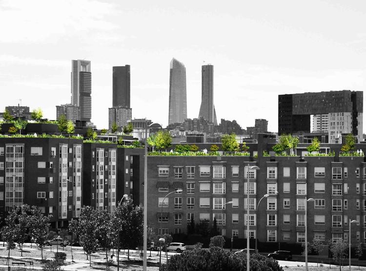 Arup lança catálogo de ideias para enfrentar a mudança climática em Madri, © Arup