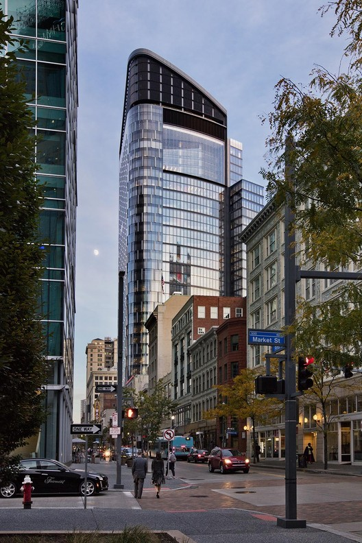 The Tower at PNC Plaza / Gensler | ArchDaily