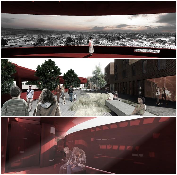 Proyecto ganador del Concurso ARPAFIL para Jóvenes Arquitectos 2015 / México