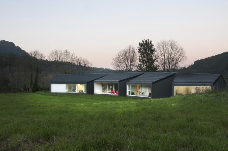 Casa-U / Estudio MAPAA, © Ira Lombardía