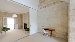 Balmain Sandstone Cottage / Carterwilliamson Architects