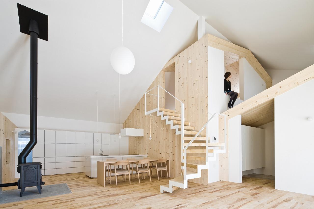 Casa K / Yoshichika Takagi