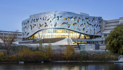The Bergeron Centre For Engineering Excellence / ZAS Architects