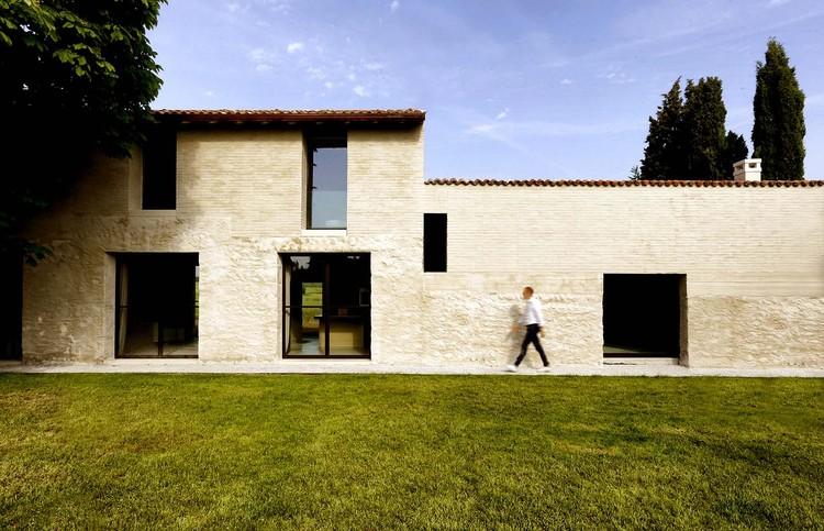 Reforma Villa Brolo Saccomani / Bricolo Falsarella, © atelier XYZ