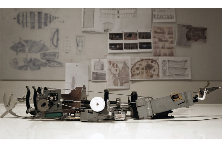 Mehmet Kütükçüoğlu, Ertuğ Uçar e Feride Çiçekoğlu serão os curadores do Pavilhão Turco na Bienal de Veneza de 2016, 'Darzanà'. Cortesia de ÍKSV
