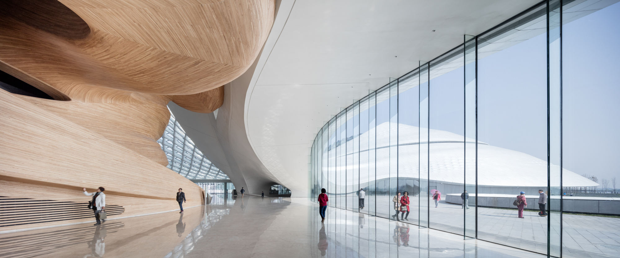 Gallery Of Harbin Opera House Mad Architects 10