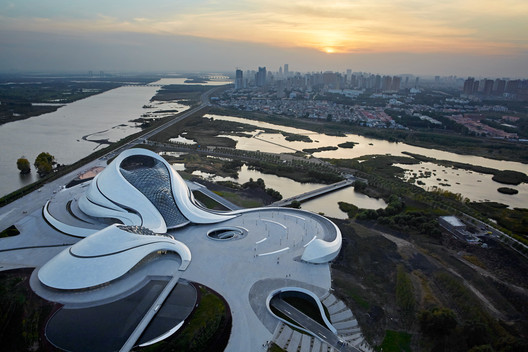 Ópera Harbin / MAD Architects