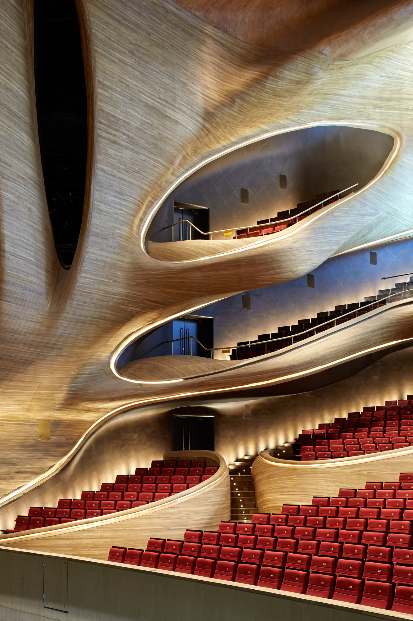 Gallery Of Harbin Opera House MAD Architects 24