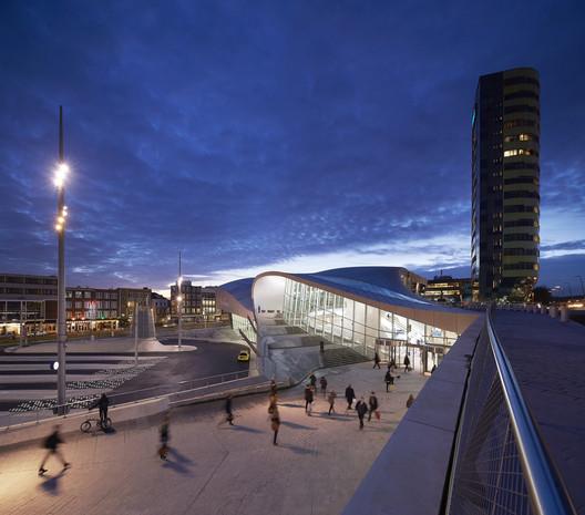 Galería de La Estación Central de Arnhem diseñada por