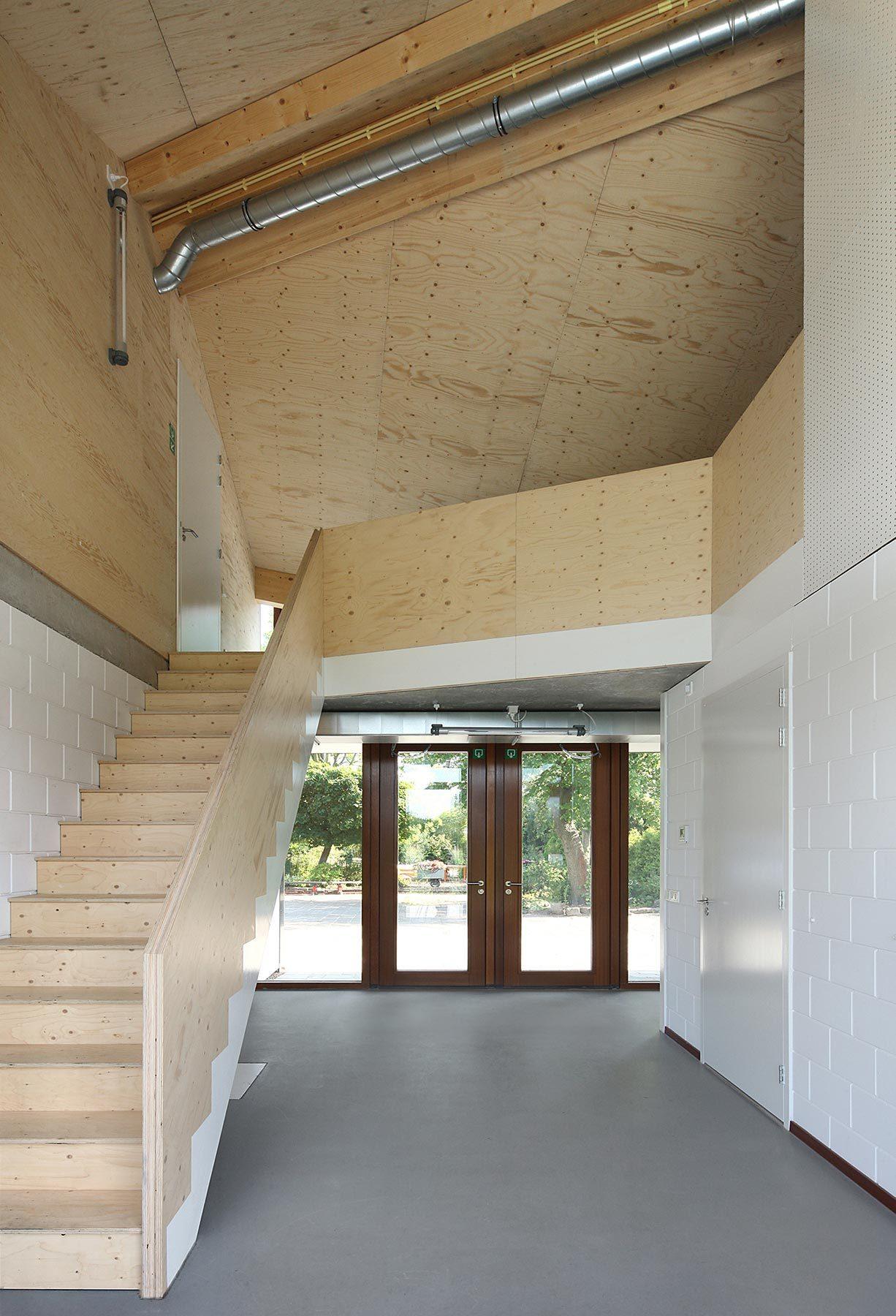 Nature Environment Learning Centre Bureau SLA ArchDaily