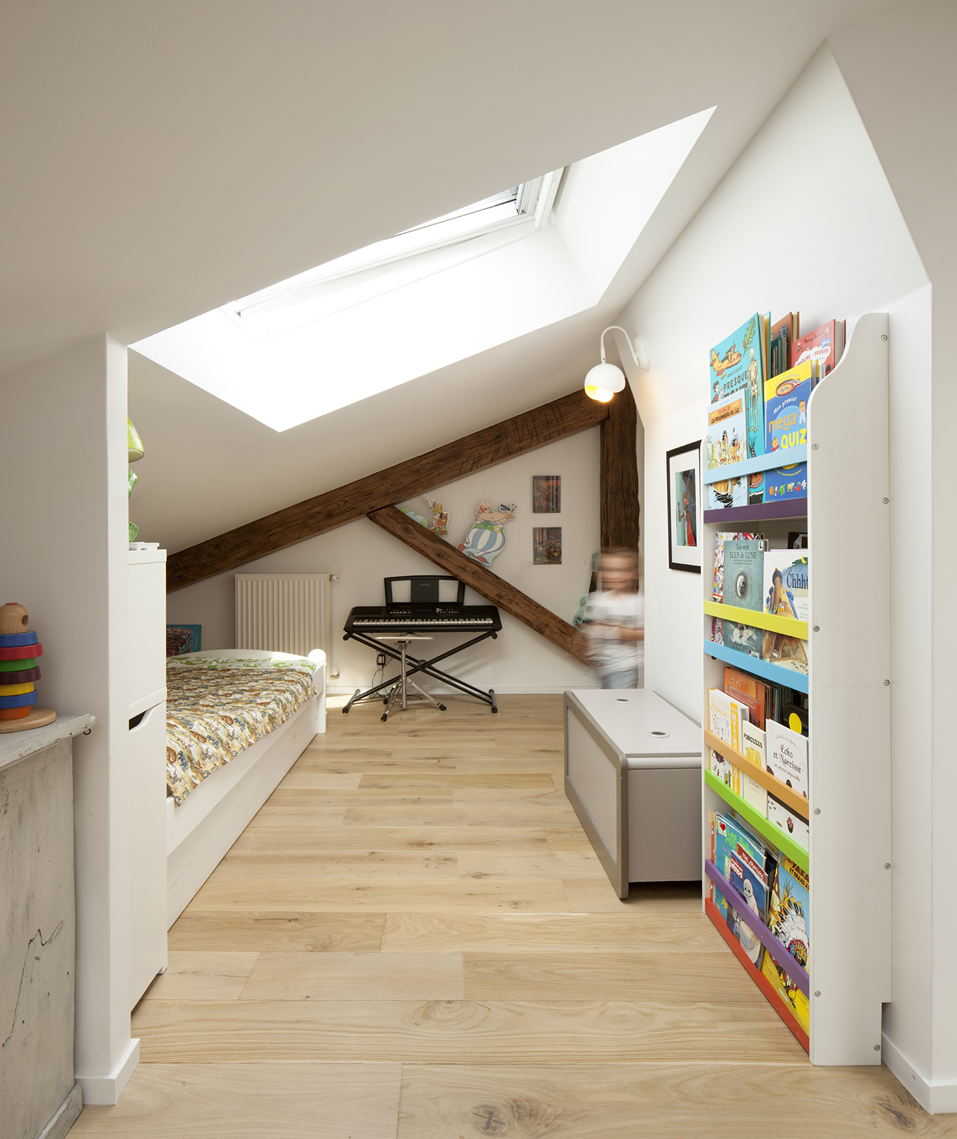 gallery of duplex in saint mande cairos architecture et paysage 3. Black Bedroom Furniture Sets. Home Design Ideas