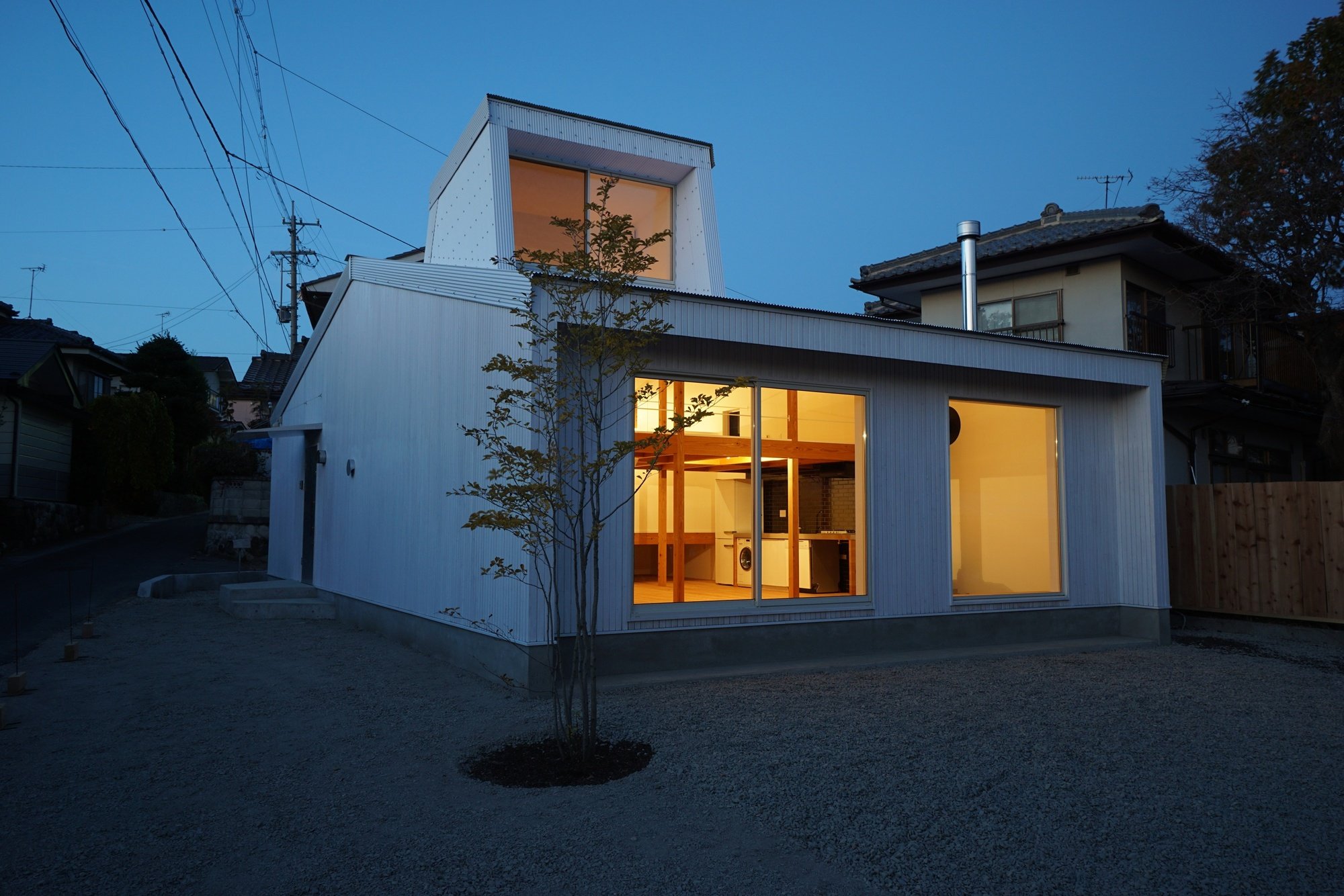 Pettanco House / Yuji Tanabe Architects