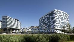Hilton Amsterdam Airport Schiphol  / Mecanoo