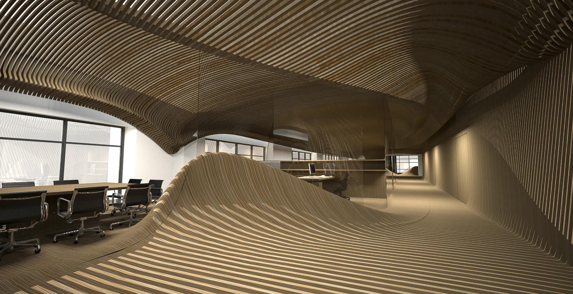 Gallery Of One Main Office Renovation Decoi Architects 62