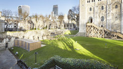 Raven's Home at the Tower of London / Llowarch Llowarch Architects