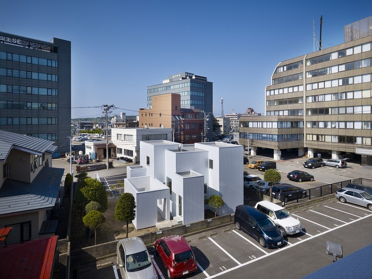 House i / Yoshichika Takagi, © Toshiyuki Yano