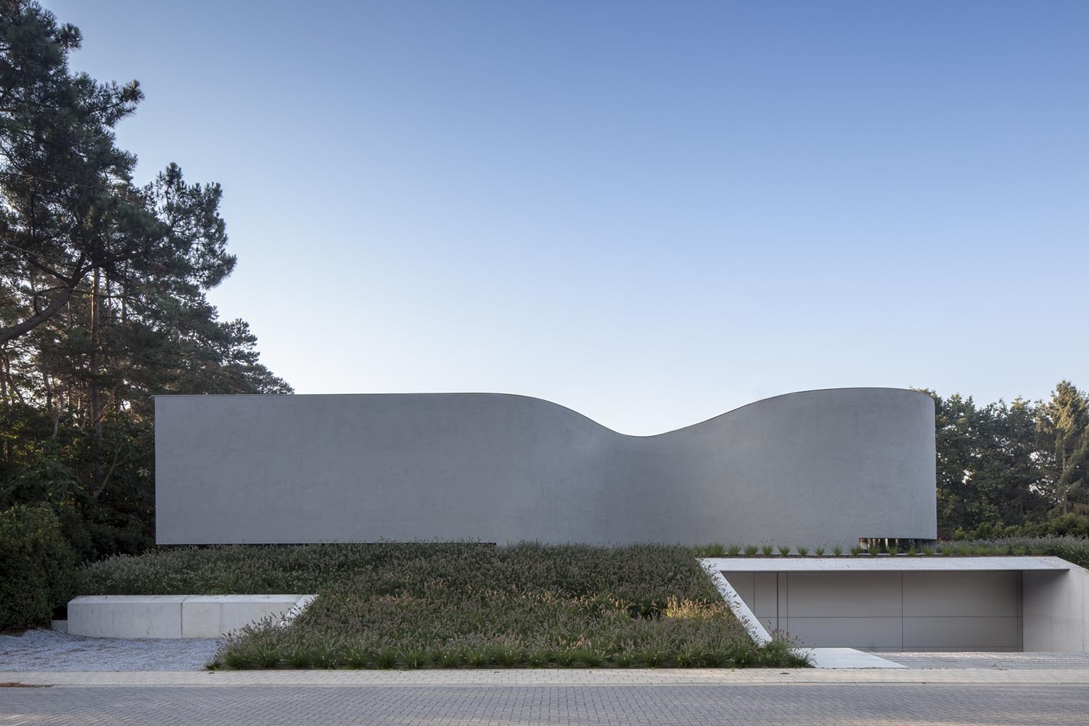 VILLA MQ / Office O architects