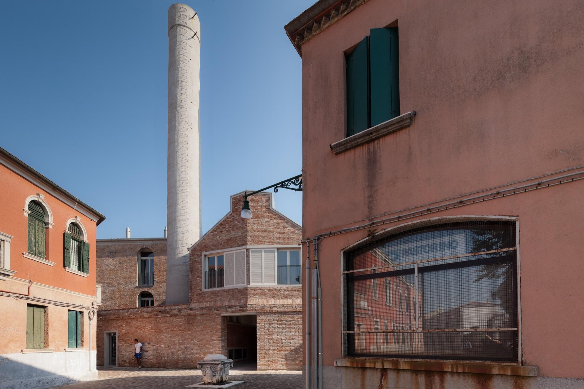 Residential Building Refurbishment Studio Macola Archdaily