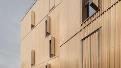 Social Housing in Nice / Comte & Vollenweider