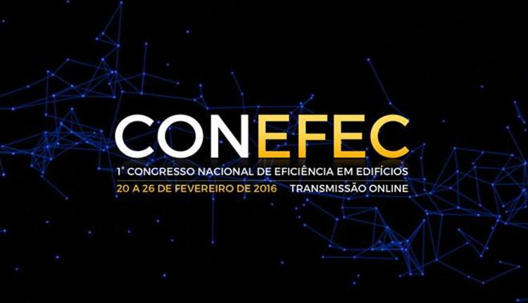 Abertas as inscrições para o CONEFEC: 1° Congresso Nacional de Eficiência em Edifícios