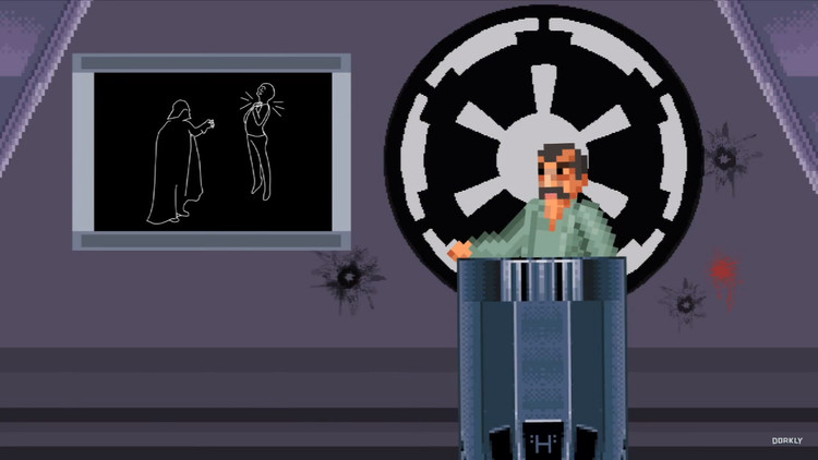Vídeo: Star Wars - O desabafo do arquiteto da Estrela da Morte, The Death Star Architect Speaks Out. Image via Dorkly