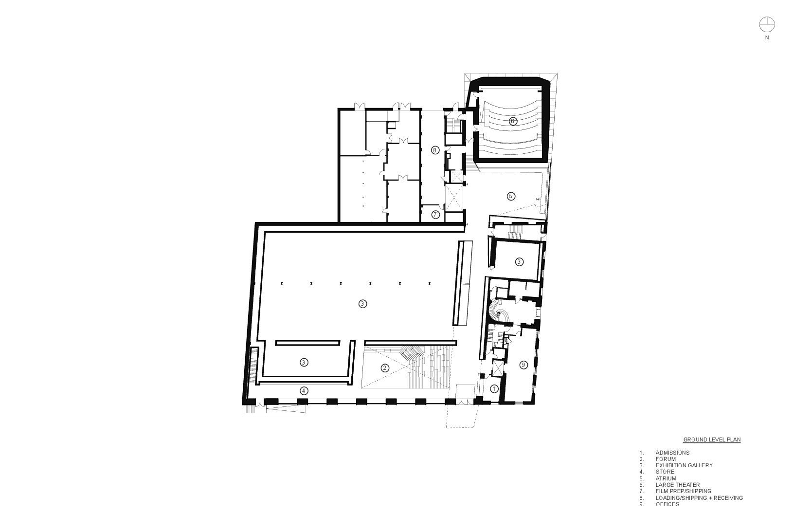 Amazing Ground Floor Plan